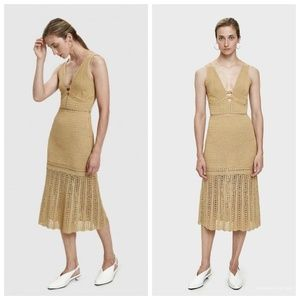 Rachel Comey Contender Crochet Dress